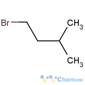 CAS No:107-82-4 1-bromo-3-methylbutane