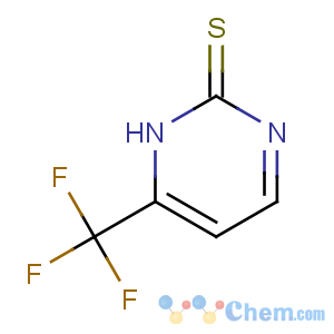 CAS No:136547-17-6 6-(trifluoromethyl)-1H-pyrimidine-2-thione