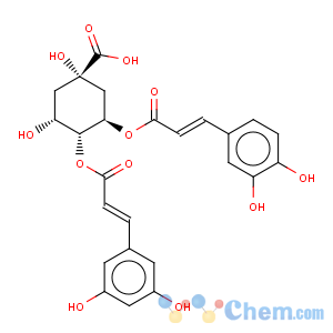 CAS No:14534-61-3 Isochlorogenic acid B