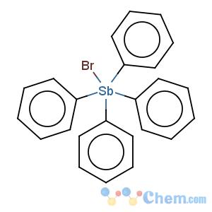 CAS No:16894-69-2 Tetraphenylantimony(V) bromide
