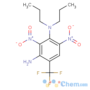 CAS No:29091-21-2 2,4-dinitro-3-N,3-N-dipropyl-6-(trifluoromethyl)benzene-1,3-diamine