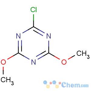 CAS No:3140-73-6 2-chloro-4,6-dimethoxy-1,3,5-triazine