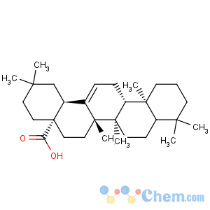 CAS No:508-02-1 Oleanic acid
