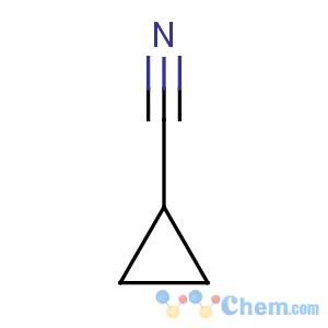 CAS No:5500-21-0 cyclopropanecarbonitrile