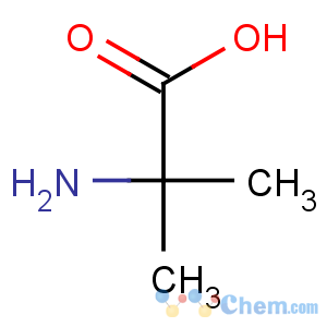 CAS No:62-57-7 2-amino-2-methylpropanoic acid