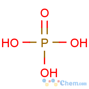 CAS No:7664-38-2 phosphoric acid