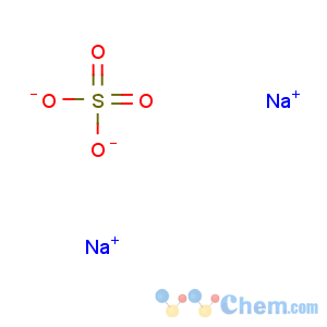 CAS No:7757-82-6 disodium
