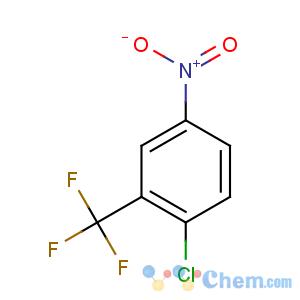 CAS No:777-37-7 1-chloro-4-nitro-2-(trifluoromethyl)benzene
