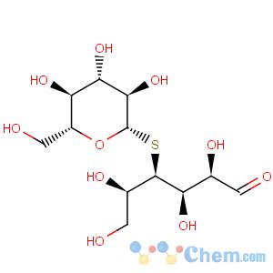 CAS No:80951-92-4 D-Glucose, 4-S-b-D-glucopyranosyl-4-thio-
