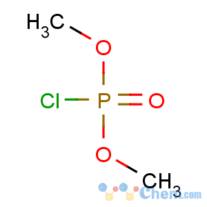 CAS No:813-77-4 [chloro(methoxy)phosphoryl]oxymethane