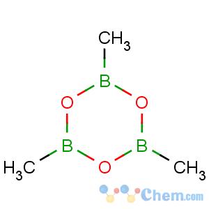 CAS No:823-96-1 2,4,6-trimethyl-1,3,5,2,4,6-trioxatriborinane