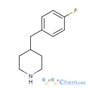 CAS No:92822-02-1 4-[(4-fluorophenyl)methyl]piperidine