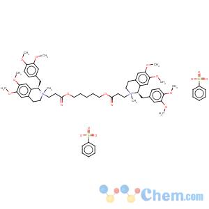 CAS No:96946-42-8 Cisatracurium besylate