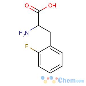 CAS No:97731-02-7 (2R)-2-amino-3-(2-fluorophenyl)propanoic acid