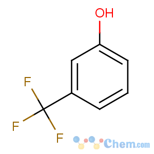 CAS No:98-17-9 3-(trifluoromethyl)phenol