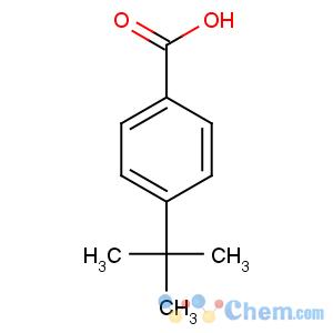 CAS No:98-73-7 4-tert-butylbenzoic acid